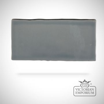 Savernak crackle glaze - Silver street - 130x65mm