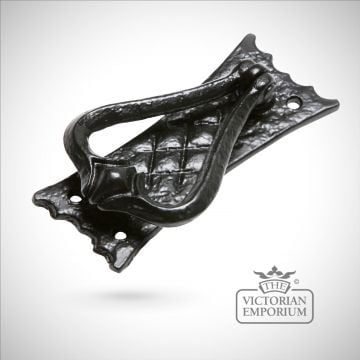 Traditional cast door furniture knocker accessories old classical victorian decorative reclaimed-ve2629