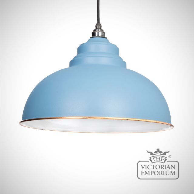 Harlow pendant in Pale Blue