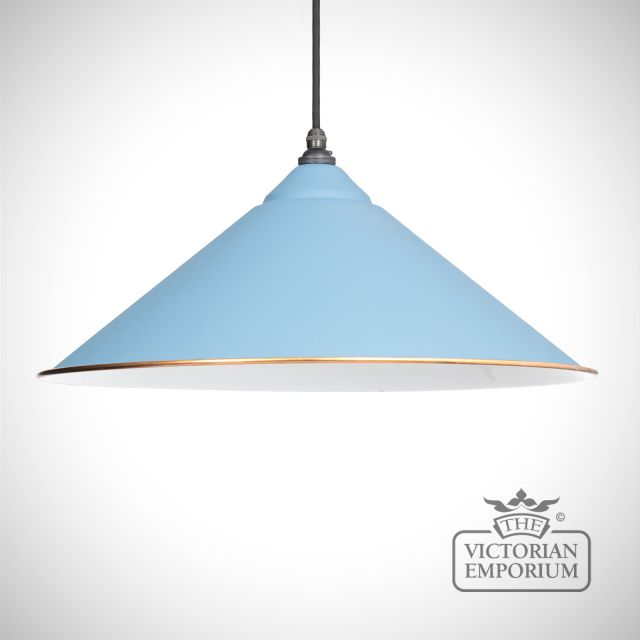 Yardly pendant in Pale Blue