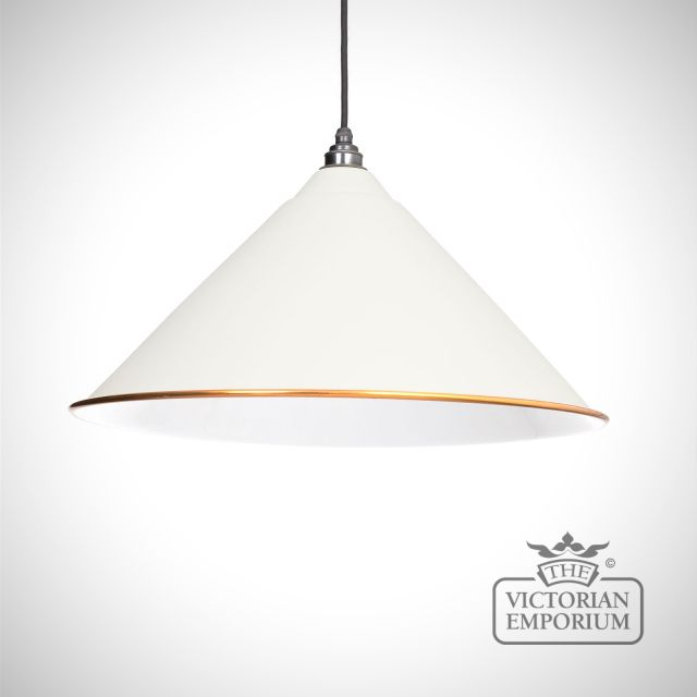 Hockliffe pendant in Oatmeal