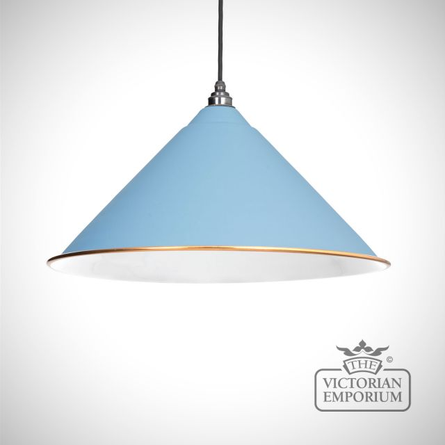 Hockliffe pendant in Pale Blue