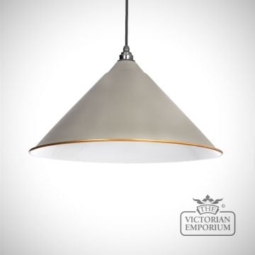 Hockliffe pendant in Warm Grey