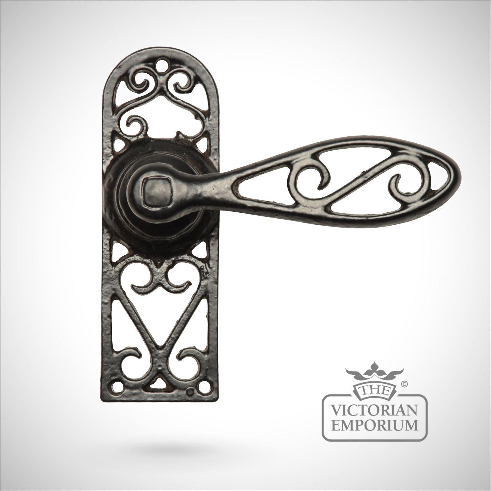 Collection Cast Iron Door Handles Pictures - Losro.com