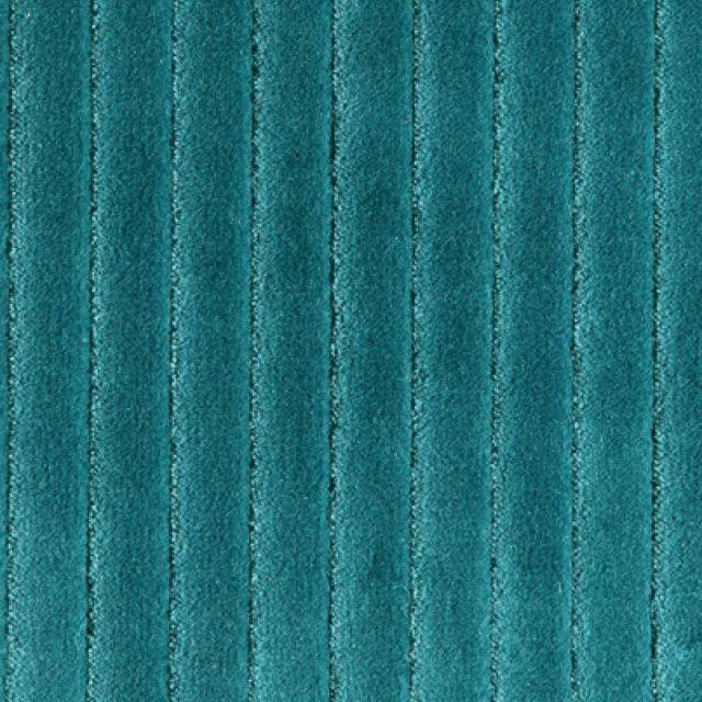 Stripe texture velvet - teal or lime
