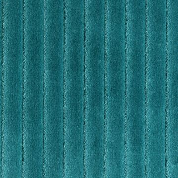 Stripe texture velvet - teal or lime