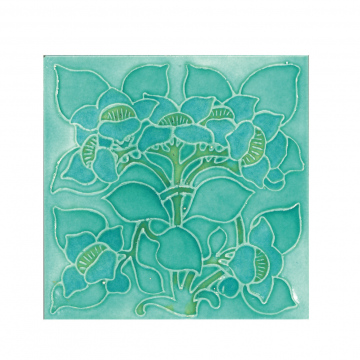 V&A Collection Clematis Decor 152x152mm