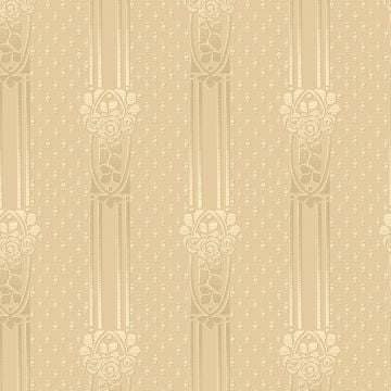 Slub flowers wallpaper - three colourways
