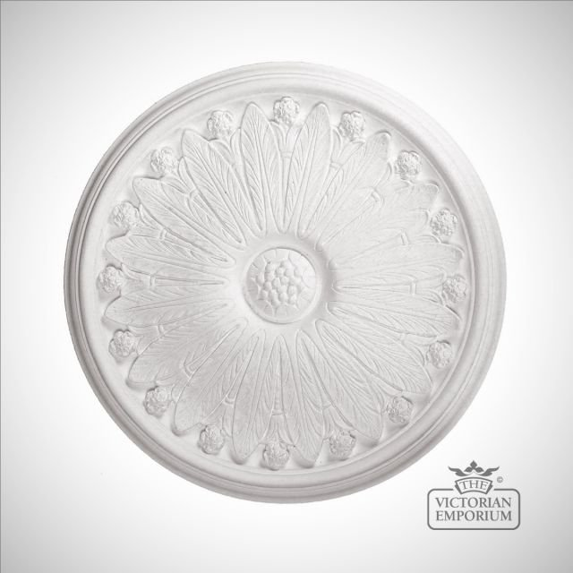 Victorian ceiling rose - Style 39 - 420mm diameter