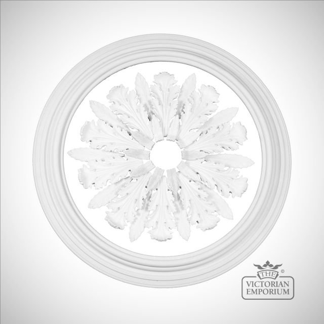 Victorian ceiling rose - Style 42 - 970mm diameter