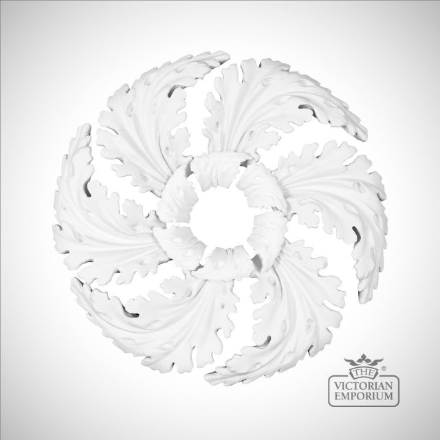 Victorian ceiling rose - Style 44 - 350mm diameter