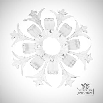 Victorian ceiling rose - Style 52 - 760mm diameter