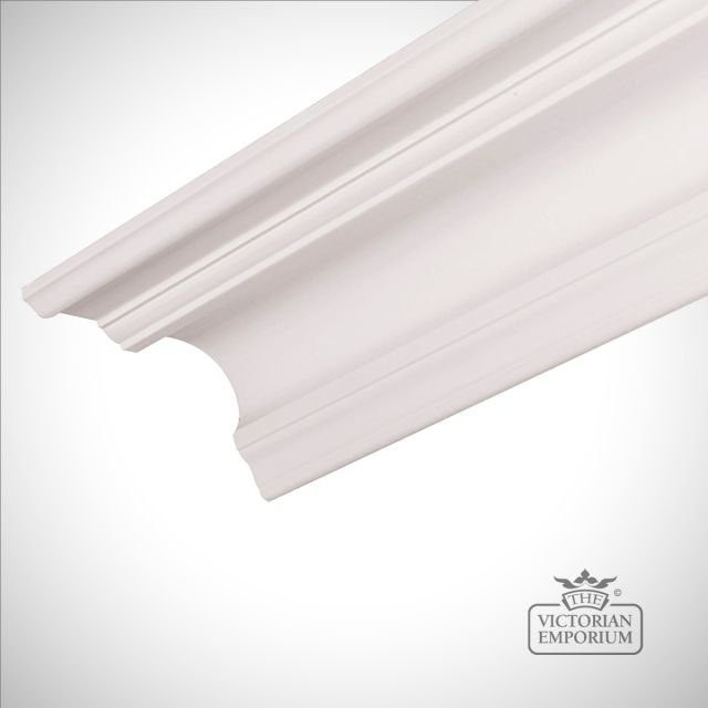 Plain Victorian coving