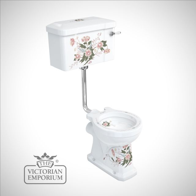 Country Garden Low Level WC Suite