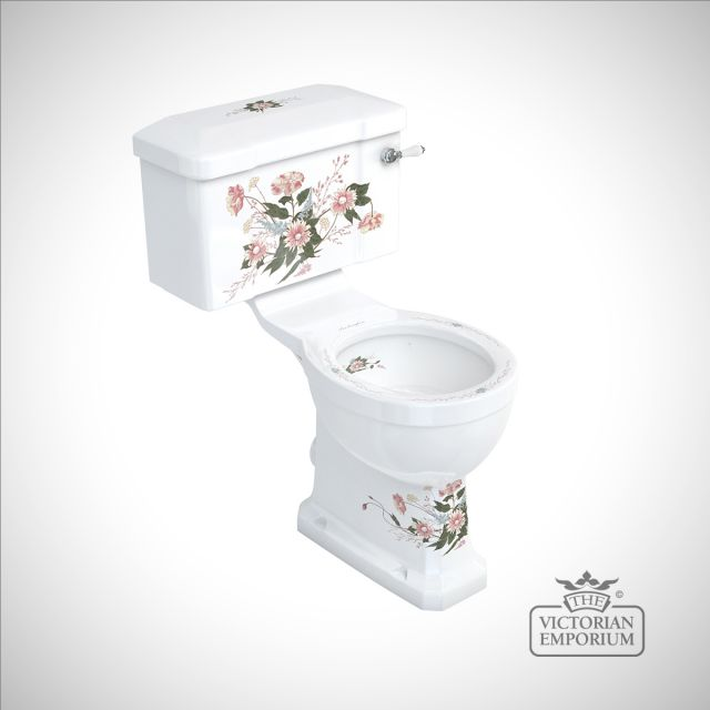 Country Garden Close Coupled WC Suite