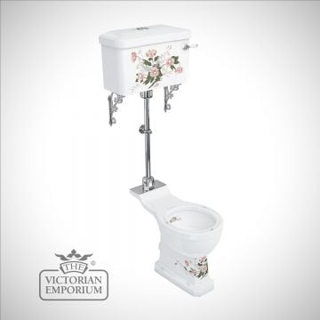 Country Garden Medium Level WC Suite