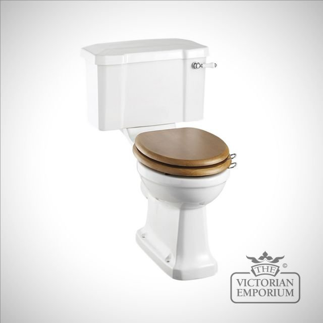 Classic Rimless Close Coupled WC