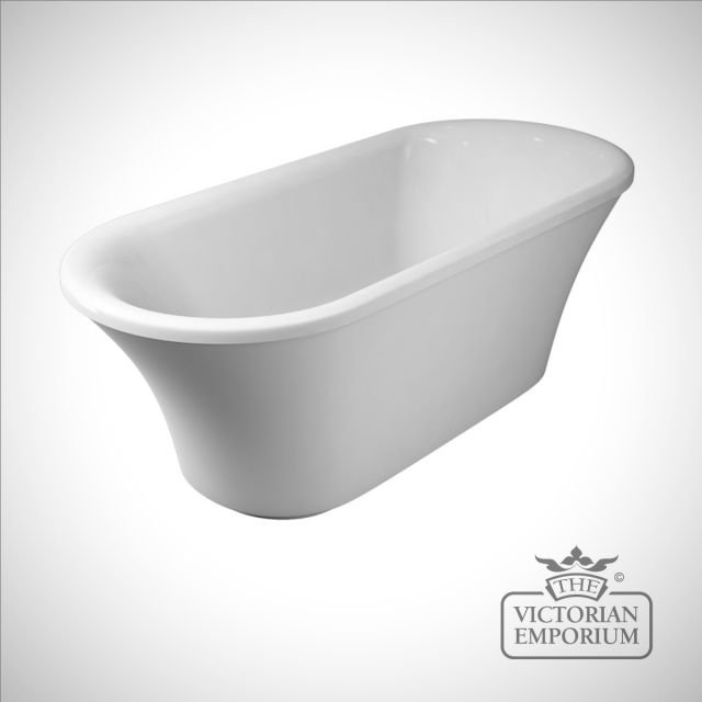 Brinley bath with surround