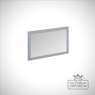 Framed 120cm Mirror in a choice of colours