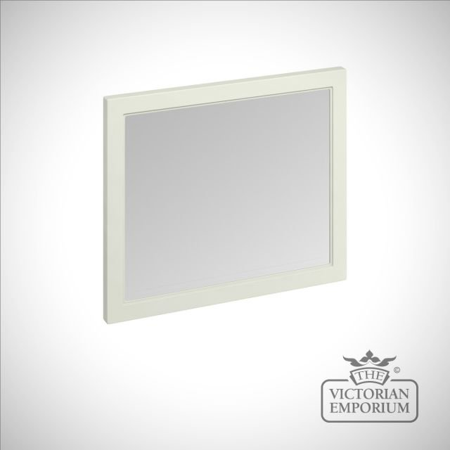 Framed 90cm Mirror in a choice of colours