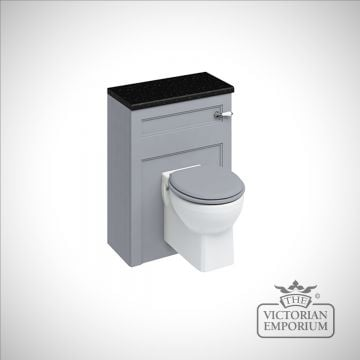 60 Wall hung WC Unit including the cistern tank and WC - in a choice of colours