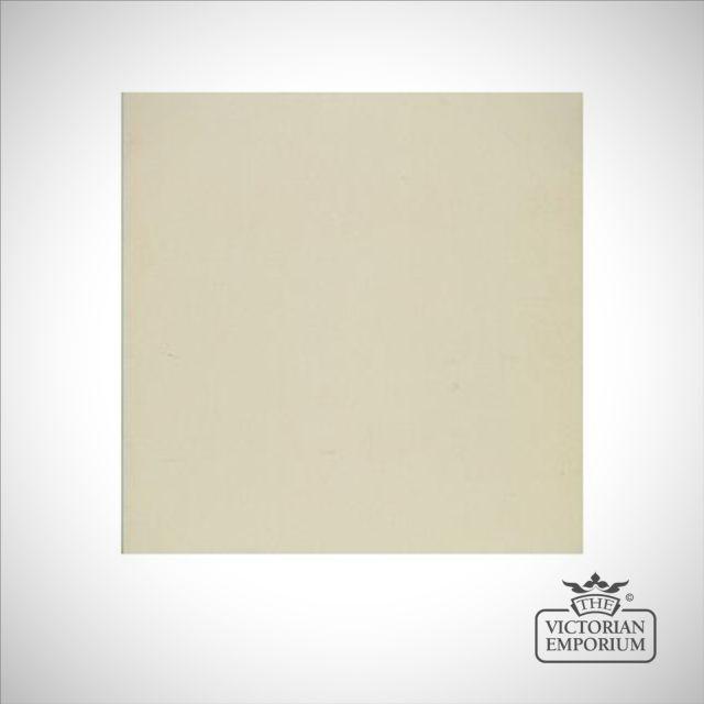 Basic white floor tile - interior or exterior use