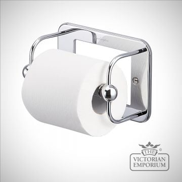 Victorian toilet roll holder