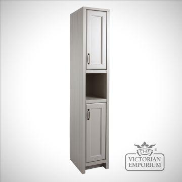 Cass Classic 2 door tall cabinet