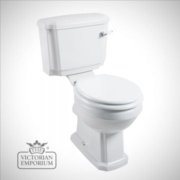 Cromforde traditional close coupled WC and Cistern