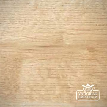 Solid Oak Flooring - Brushed and Oiled