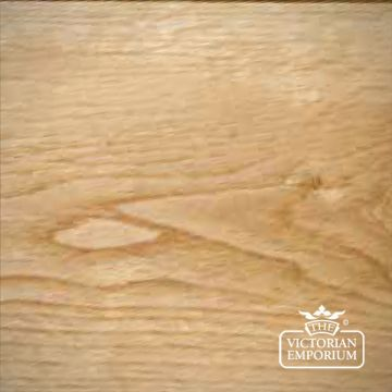 Solid Oak Flooring -  Rustic Grade UV Lacquered Oak