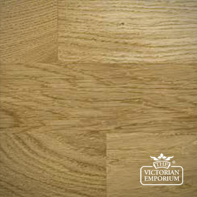 Solid Wood Engineered Flooring -  Rustic Oak 3 Strip Standard 2G