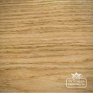 Solid Wood Engineered Flooring -  Natural Oak Narrow Plank 1 Strip Country Matt Lacquer 5G