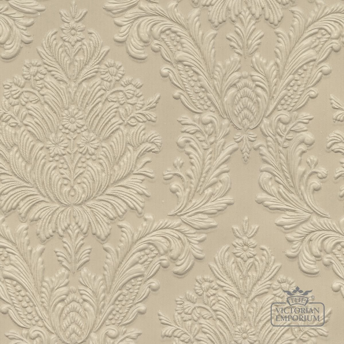 Lincrusta wallpaper ve1888 lincrusta wallpaper for Embossed wallpaper