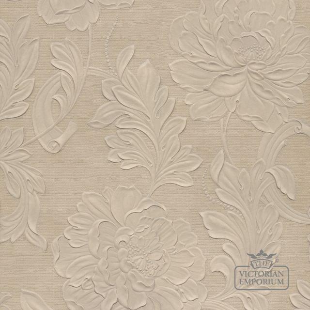 Lincrusta Wallpaper - VE1963