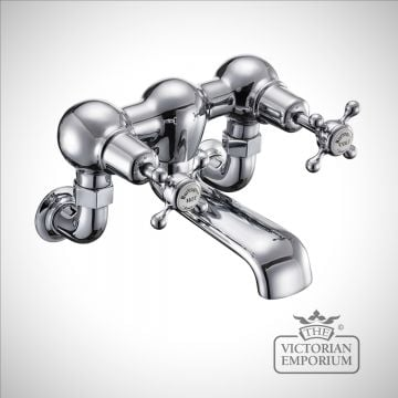 Clearmont wall mounted bath filler