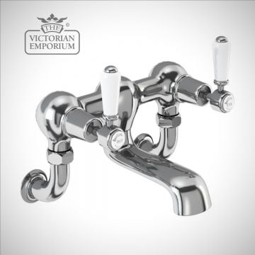 Knightsbridge Wall mounted bath filler