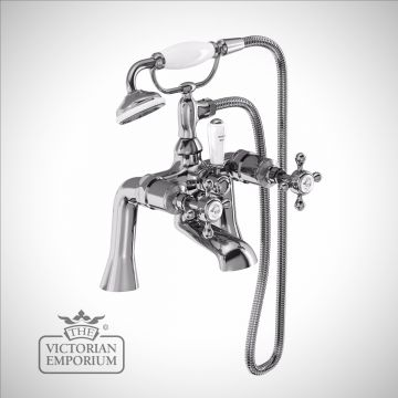 Stratford Deck mounted bath and shower mixer