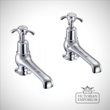 Anglesy Bath Pillar Taps