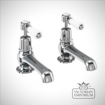"Knightsbridge 5"" Basin Taps"