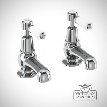 "Knightsbridge 3"" Basin Taps"