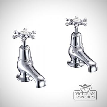"Liverpool 3"" Basin Taps"
