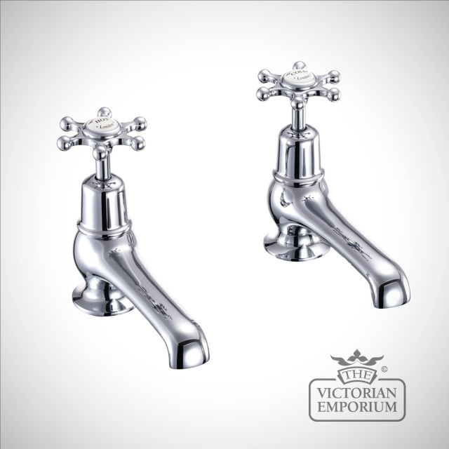 "Liverpool 5"" Basin Taps"