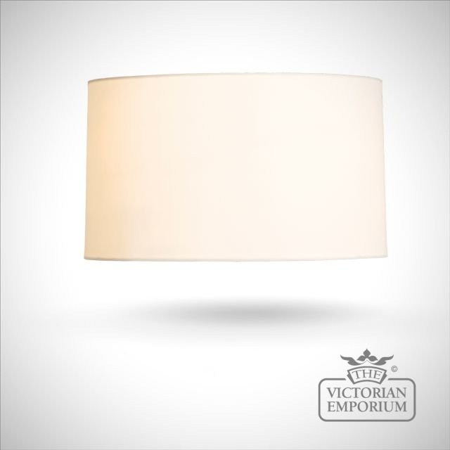 Empire Lamp Shade in Hessian - 51cm