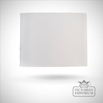 Beige Linen Cylinder Lamp Shade - 34cm