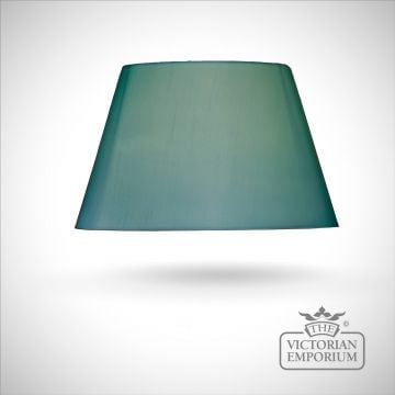 Empire Lamp Shade in Turquoise - 36cm
