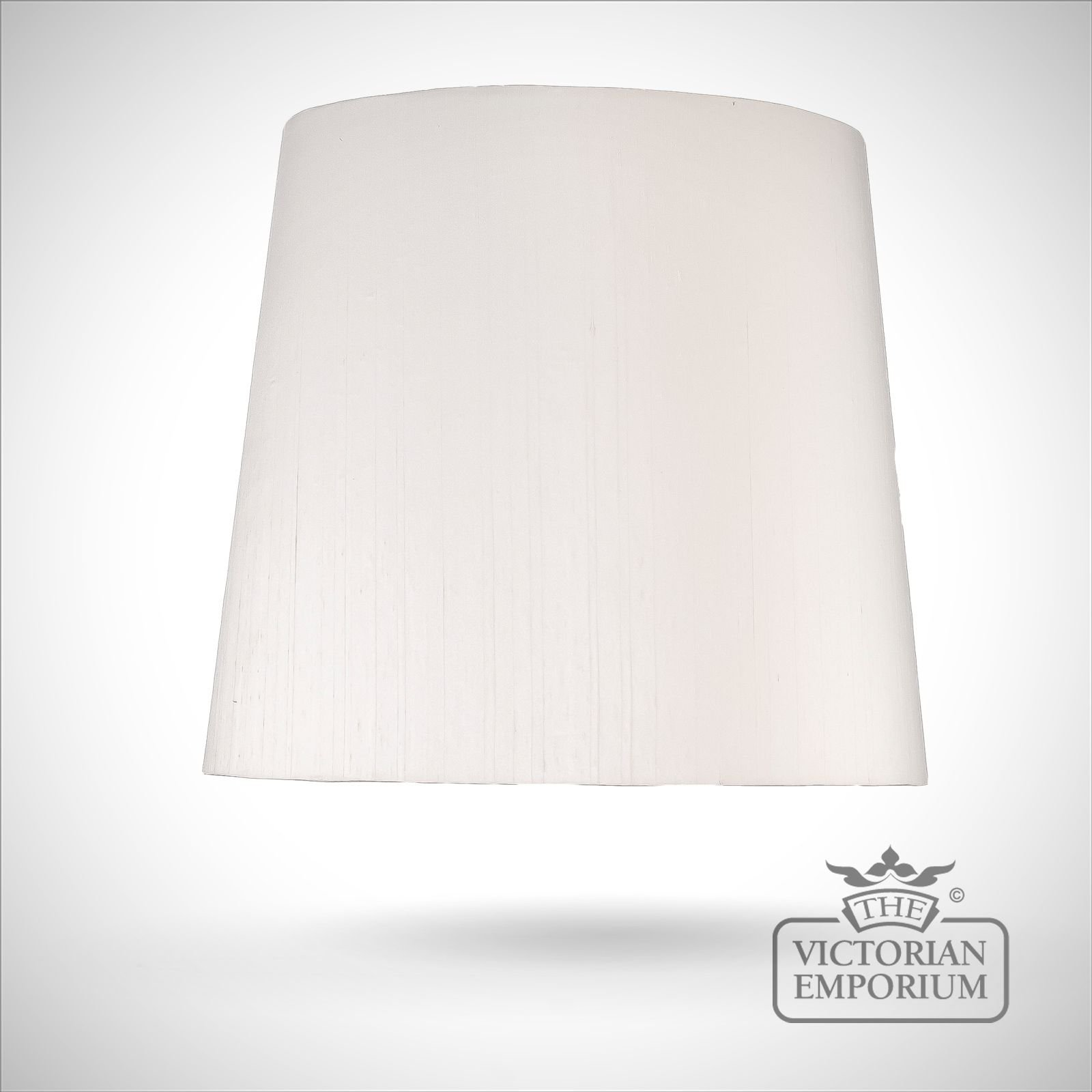 tapered drum lamp shade in lily 51cm lamp shades. Black Bedroom Furniture Sets. Home Design Ideas