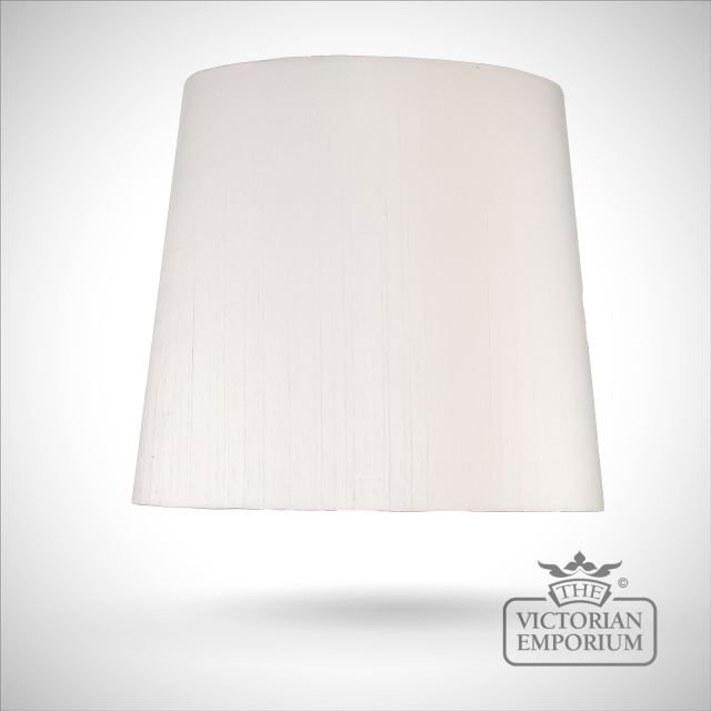 Tapered Drum Lamp Shade in Lily - 51cm