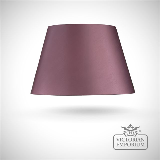 Empire Lamp Shade in Amethyst - 51cm