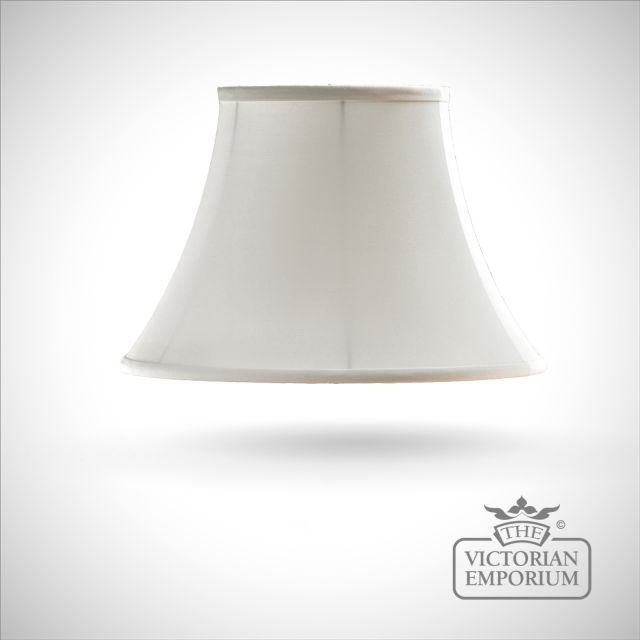 Cotton Empire Lamp Shade in Oyster - 36cm